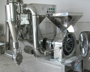 WF型紧凑式粉碎机