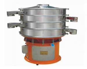 ZS型振动筛分机三层式